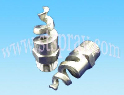 spiral nozzles