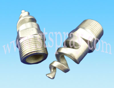 SPJT spiral nozzles