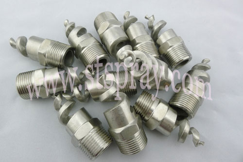 SS Spiral full cone nozzles
