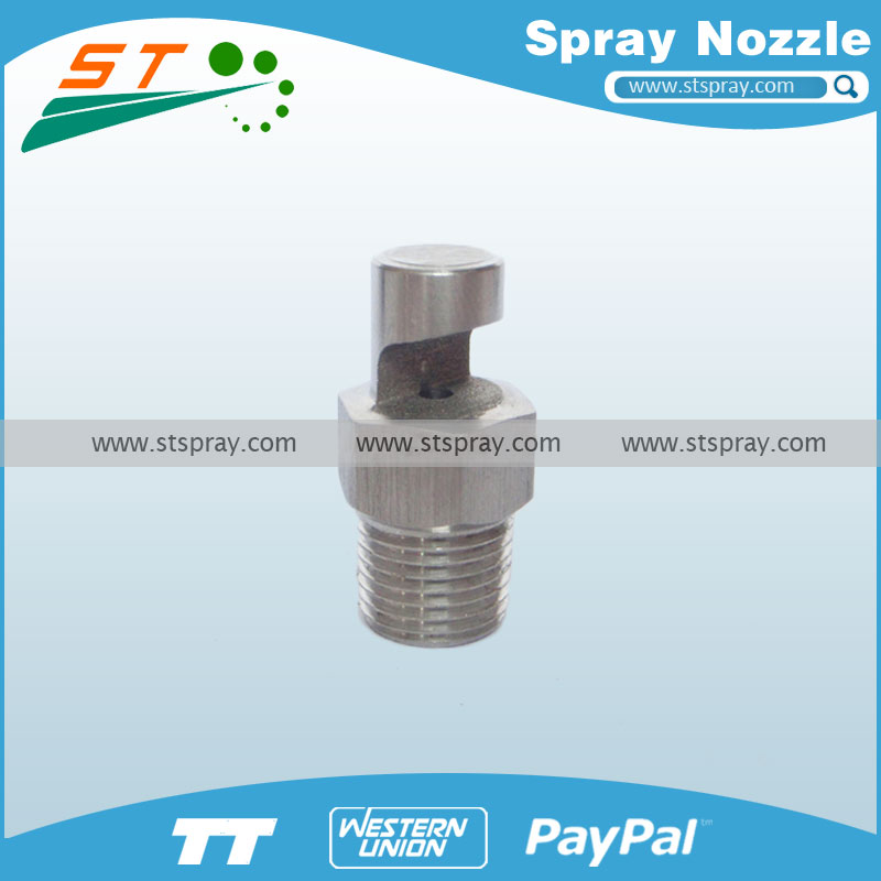 W Wide Angle Flat Nozzle Spraying Nozzles Wide Angle Flat